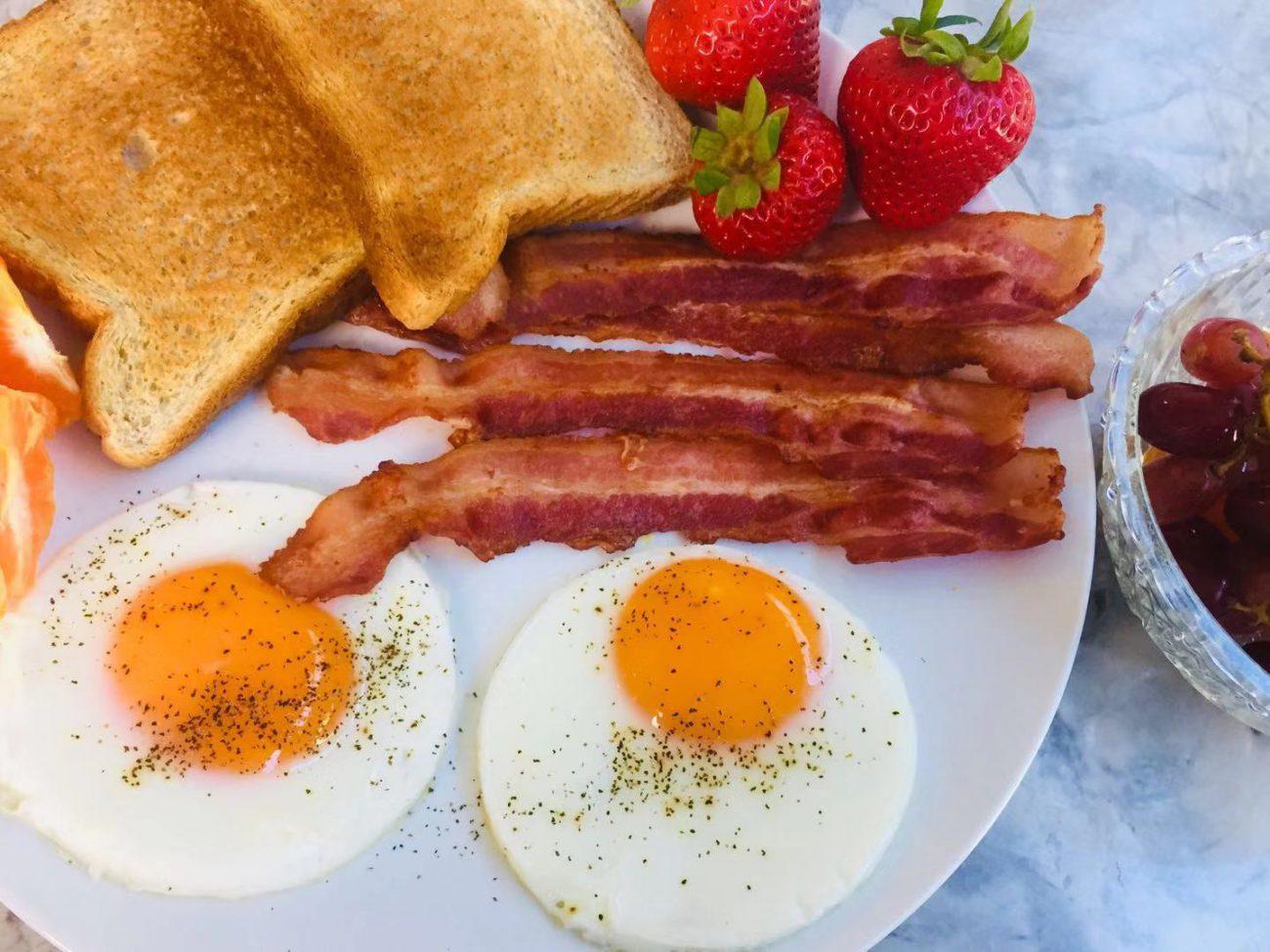 North American Breakfast
