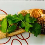 AirGO grilled Frozen Mackerel Fillet