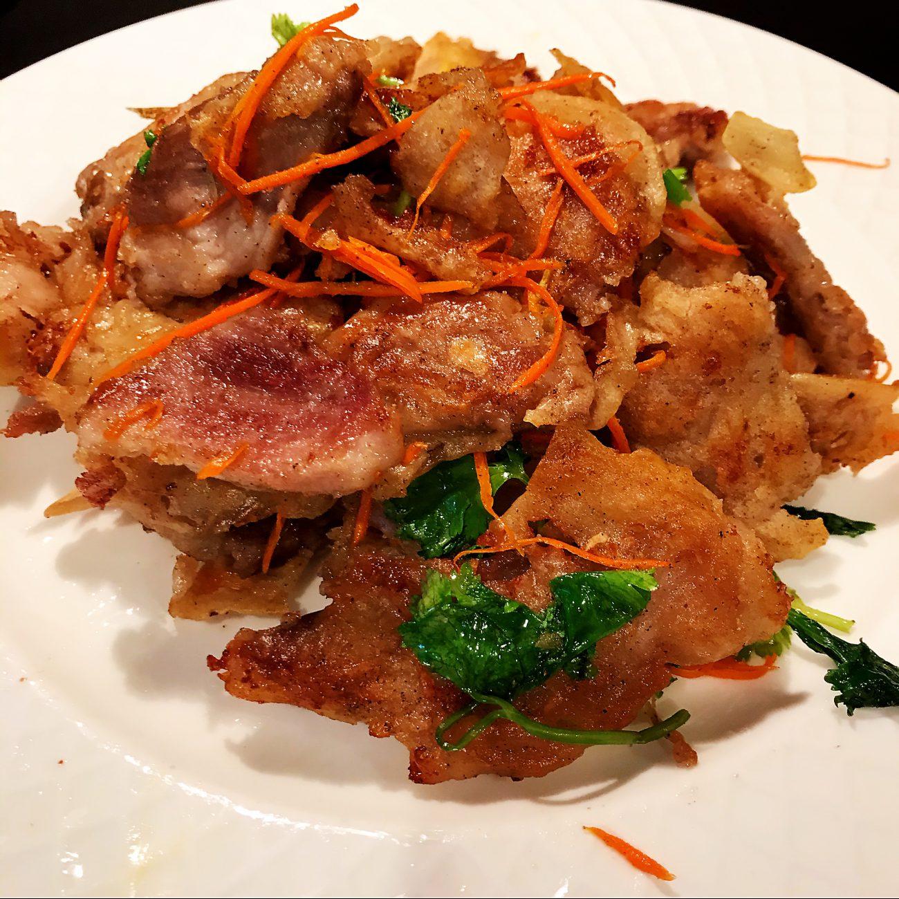 Crispy Sliced Pork (锅包肉)
