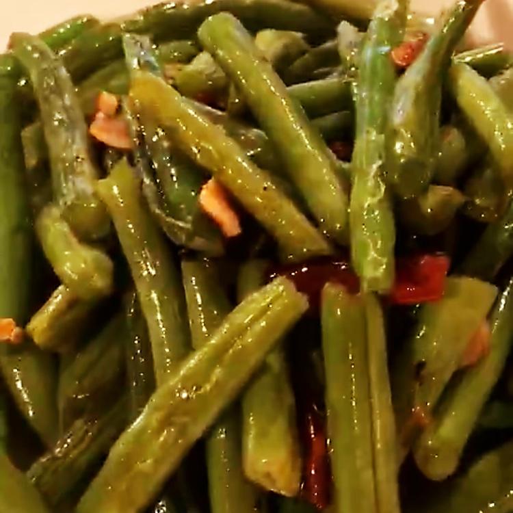 Sichuan Green Bean