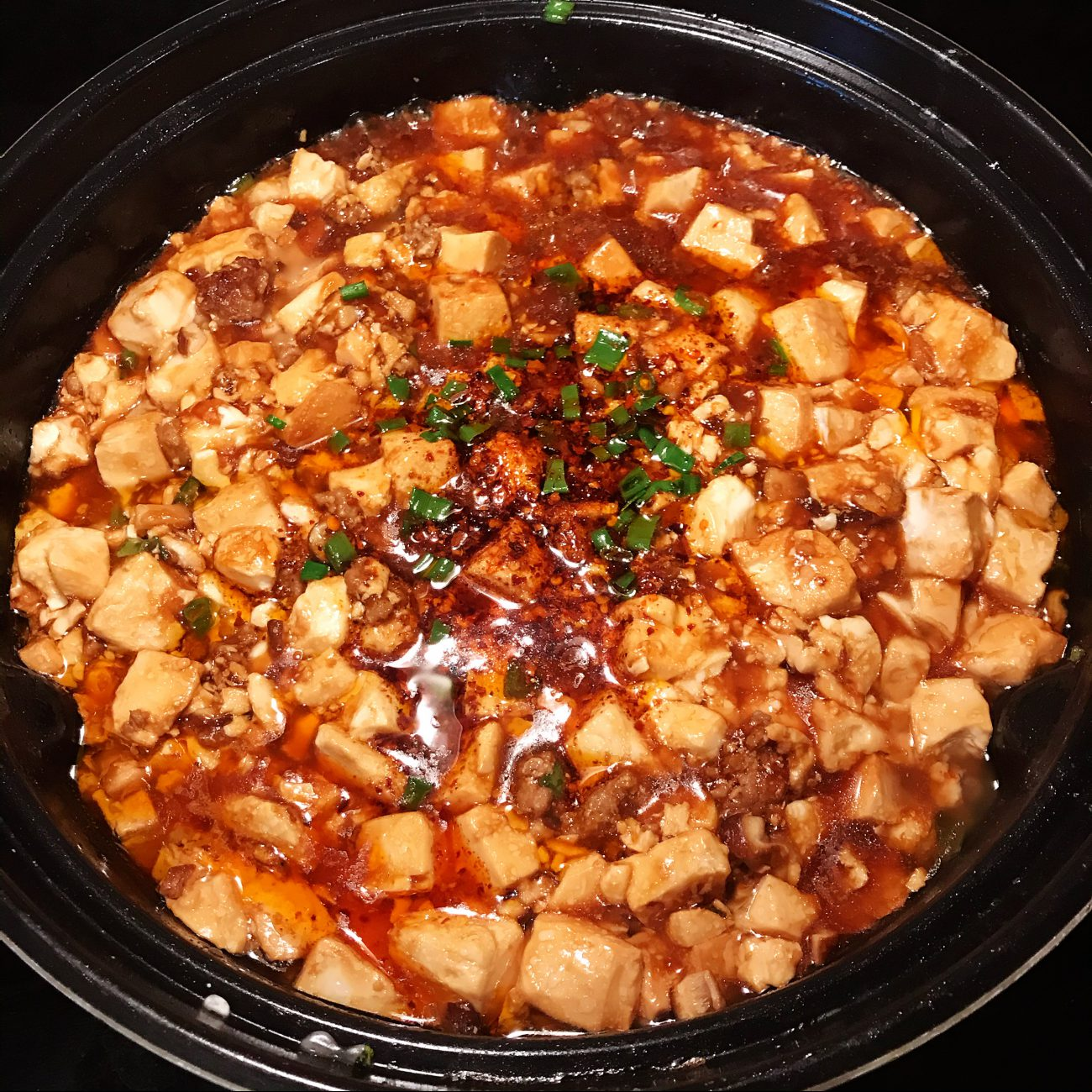 AirGO ma-po tofu