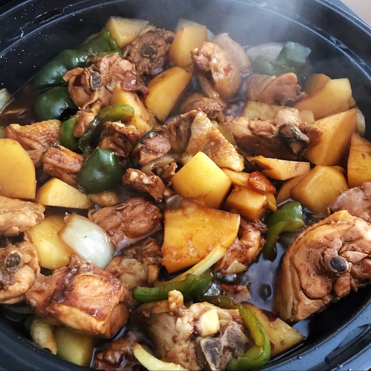 Da Pan Ji —— Big Plate Chicken