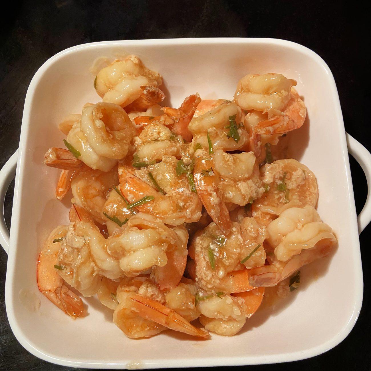 Longjing Shrimp