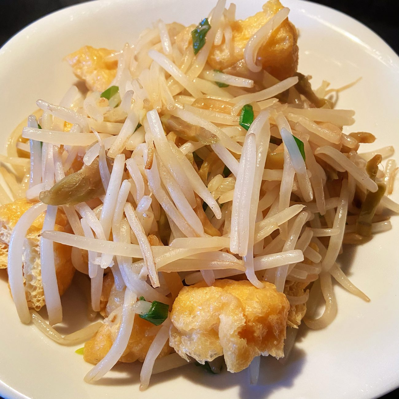 AirGO Mug Bean Sprouts with tofu puff