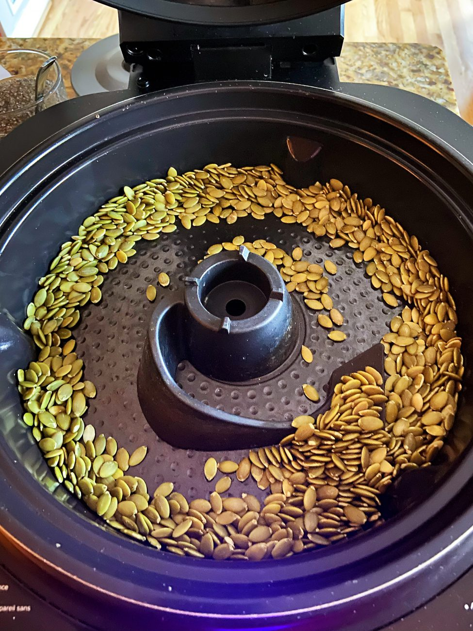 Keto Friendly – Dry roast pumpkin seeds