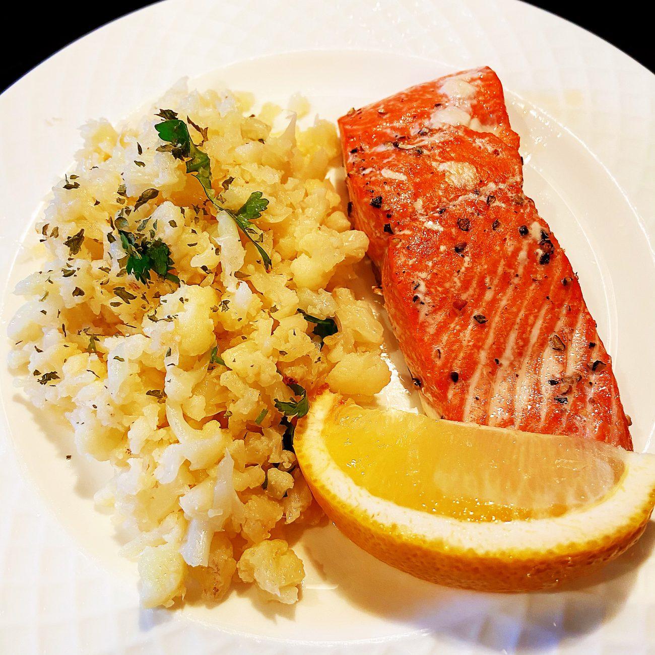 Perfect Grilled Sockeye Salmon